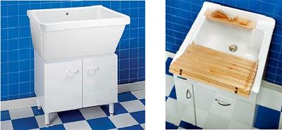 Forum consiglio lavanderia - Lavandini con mobiletto ...