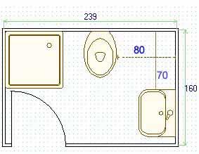 Forum che lavatrice metto - Progetto bagno 2x2 ...